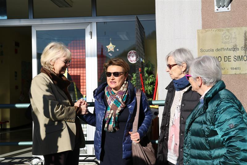 Visita sorelle Bucci 2016